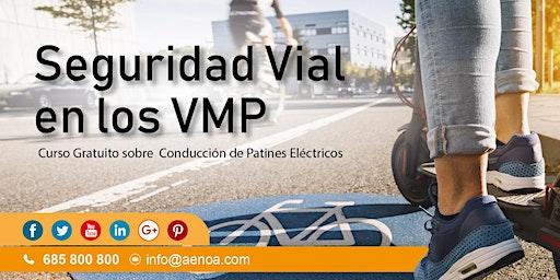 Seguridad Vial en VMP y conducción segura de patinetes.