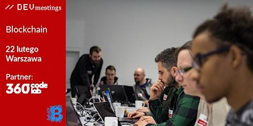DevMeeting Blockchain Warszawa 22 lutego 2020r.