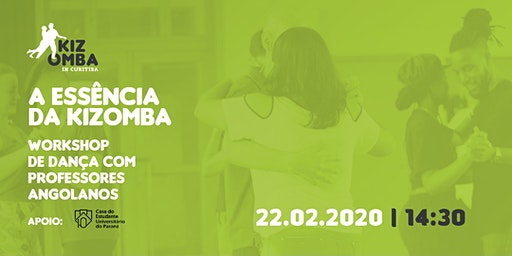A essência da Kizomba | Workshop