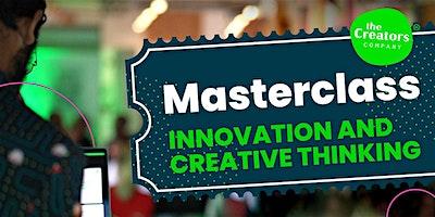Masterclass Innovatie & Creatief denken
