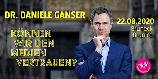 Daniele Ganser - Können wir den Medien vertrauen?