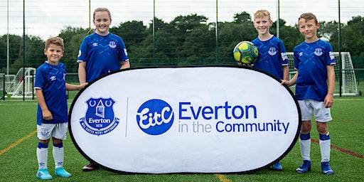 Everton Soccer School - Conwy