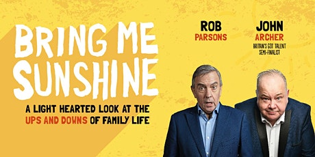 Bring Me Sunshine, 25 June (Newport) tickets
