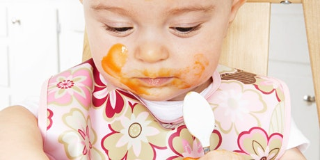 Baby Weaning Class- April 24th tickets