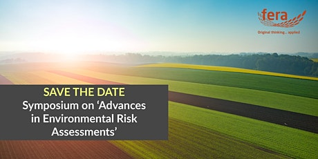"SYMPOSIUM ON ""ADVANCES IN ENVIRONMENTAL RISK ASSESSMENTS 2020"" tickets"