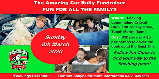 The Amazing Car Rally