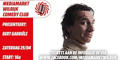 MediaMarkt Comedy Club: Bert Gabriëls