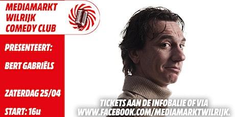 MediaMarkt Comedy Club: Bert Gabriëls tickets
