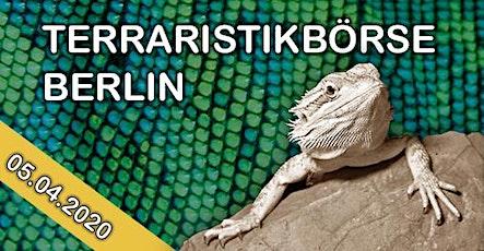 Terraristikbörse Berlin - April 2020 Tickets