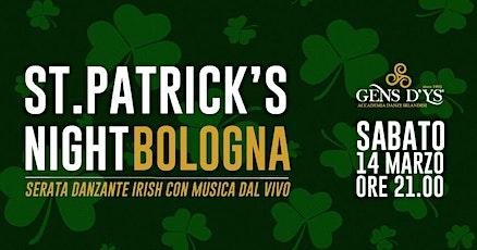 Bologna - St.Patrick's Night biglietti