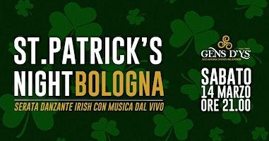 Bologna - St.Patrick's Night