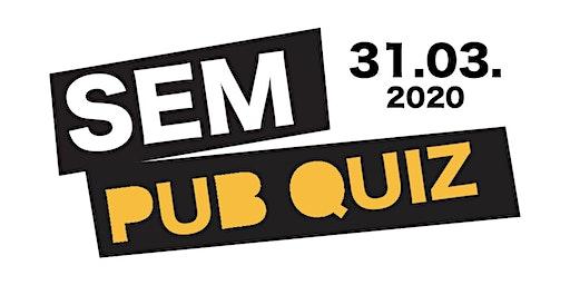 SEM Pub Quiz Vol. 2