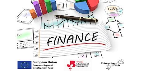 Enterprise Hub Presents - Bookkeeping & Finance tickets