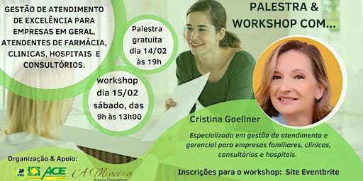 Workshop Atendimento de Excelência