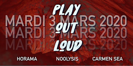 Play Out Loud tickets