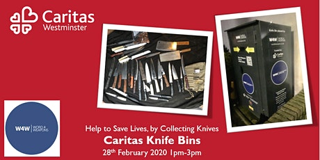 Learn about Caritas Knife Bins tickets