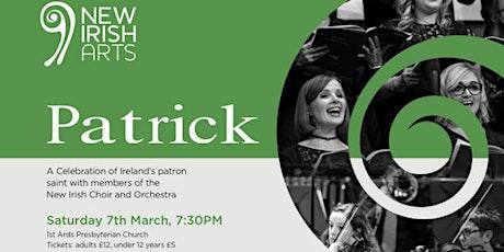 """Patrick"" presented by New Irish Arts tickets"