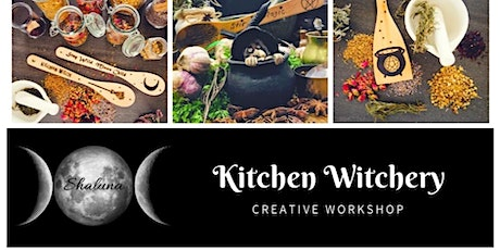 Kitchen Witchery Workshop tickets
