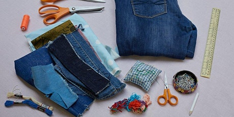 Upcycle Your Denim Workshop with Yodomo tickets