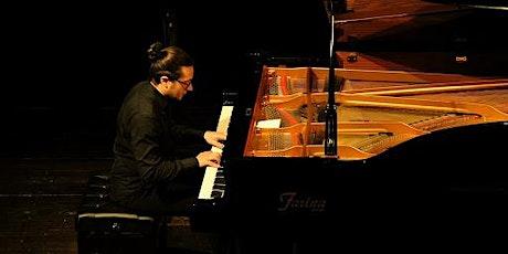 Concerto solistico: Vincenzo Furio con l'orchestra ContrArco tickets
