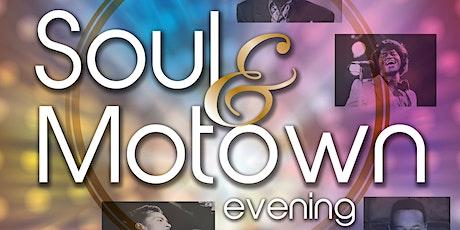 Soul & Motown Evening tickets