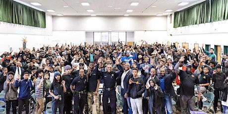3rd Annual Black Boys Need Black MENtors Luncheon tickets