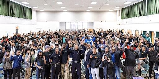 3rd Annual Black Boys Need Black MENtors Luncheon