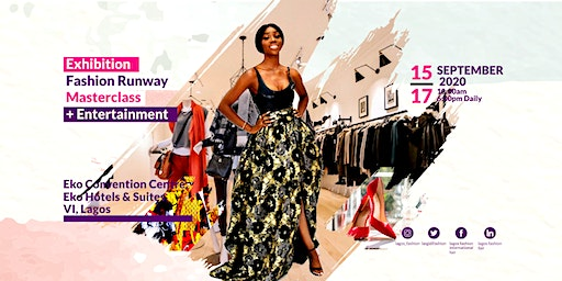 Lagos Nigeria Fashion Events Eventbrite
