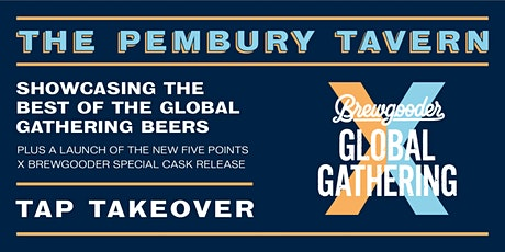 Global Gathering Showcase & Five Points X Brewgooder Special Cask Release tickets