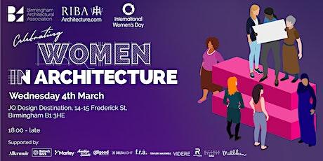 Women In Architecture tickets