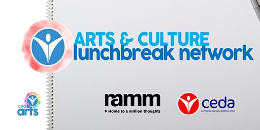 Arts & Culture Lunchbreak Networking- Going Global with James Lake