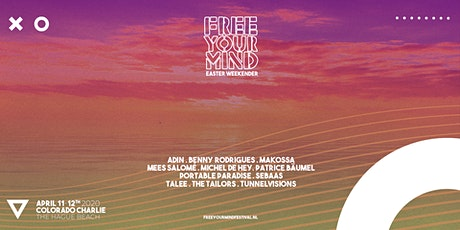 Free Your Mind - Easter Weekender 2020 tickets