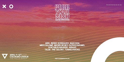 Free Your Mind - Easter Weekender 2020