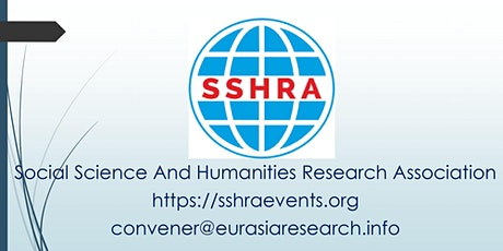 7th Dubai – International Conference on Social Science & Humanities (ICSSH) tickets