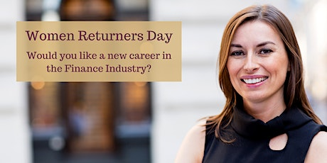 Women Returners Day with St.James's Place tickets