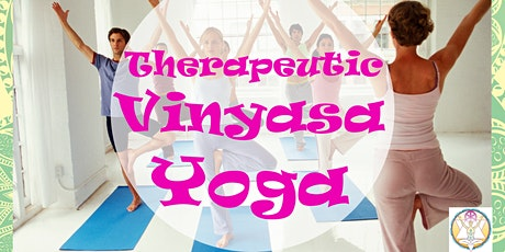 Therapeutic Vinyasa Yoga in South Croydon | Monday Evenings tickets