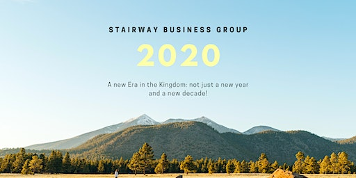 Stairway Business Goup March 2020