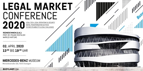 BusyLamp Legal Market Conference 2020 Tickets