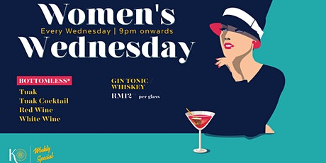 Women's Wednesday at Knowhere tickets