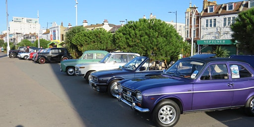 Southend-on-Sea Classic Cars Beach Shows – April 2020