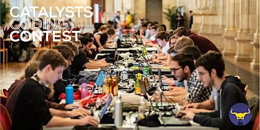 Catalysts Coding Contest x Frankfurt UAS