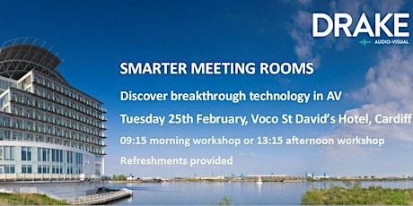 Smarter Meeting Rooms tickets