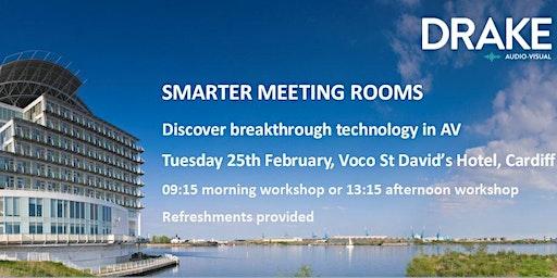 Smarter Meeting Rooms