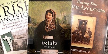 Irish Family History tickets