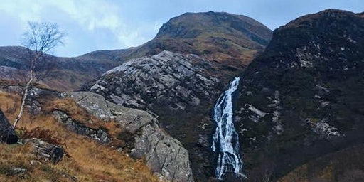 Salomon Ring of Steall Skyrace™ Spectator Walk - Glen Nevis & Steall Falls