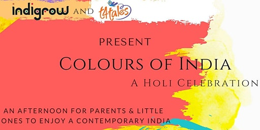 Colourful India - A holi celebration!
