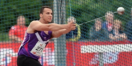 Loughborough Athletics Winter Throws invitational tickets
