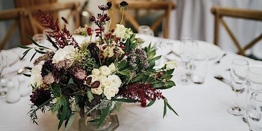 Foam free florals for weddings: a workshop for florists part 1