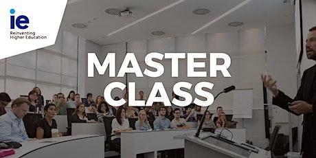 Master Class & Networking Cocktail: Disruptive design to transform Business by Elvira Muñoz tickets