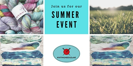 Yarn Dye Summer Party tickets